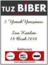 TuzBİBER 2. Yemek Yarışması